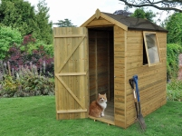 4x6 premium shed
