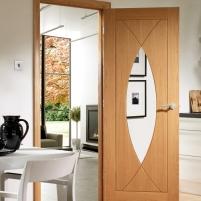 Pesaro oak door