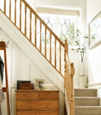 Trademark oak staircase