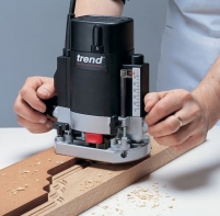 Variable speed Trend router